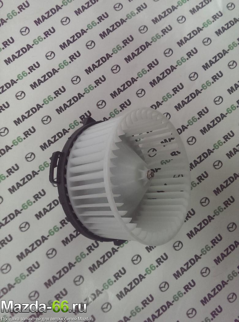 мотор отопителя mazda 3 bp4k-61-b10