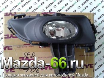 Задние фонари mazda3 (03-06) 4dr sedan